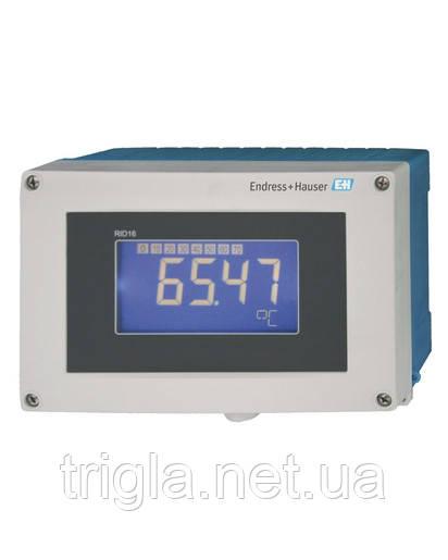 RID16 8-канальный полевой индикатор для систем Fieldbus