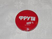 "Крышка закаточная твист-офф размер 53 мм ""Фрути"" малина, фото 1"