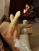 Носок зимний (женский)