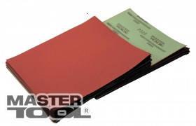 MasterTool  Бумага шлифовальная водостойкая Р100 230*280 мм, 20 шт, Арт.: 08-2610-Р