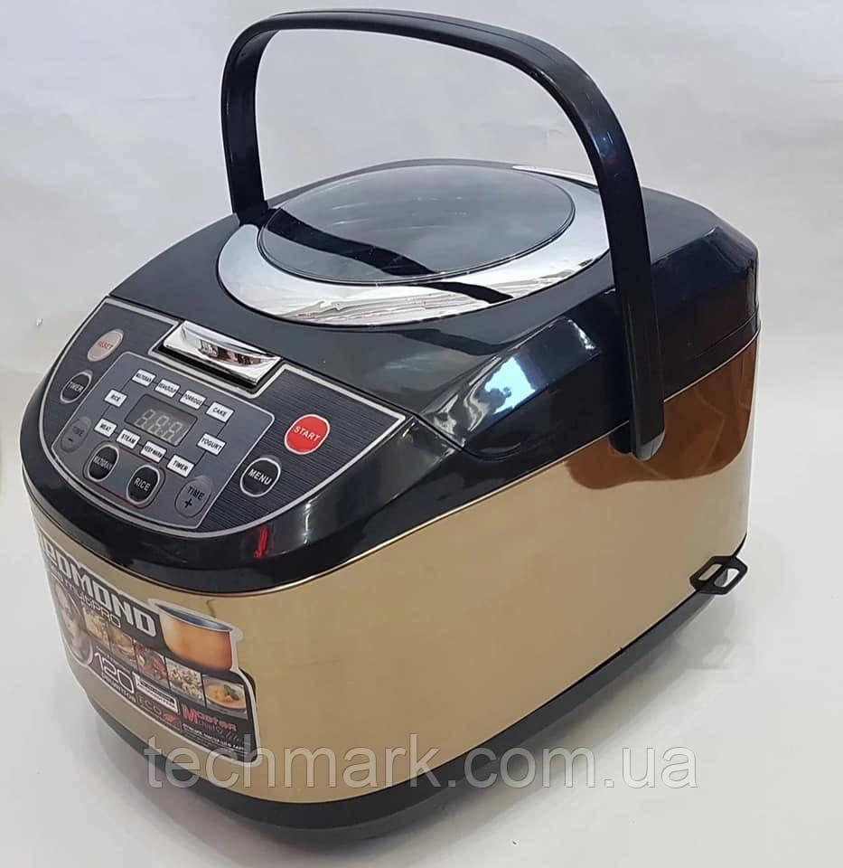 Мультиварка пароварка REDMOND 900 Вт / 5 л 21 программа приготовления