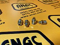 1450/0001 Масленка тавотница прямая 1/8 BSP на JCB, фото 1