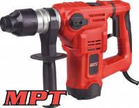 MPT  Перфоратор PROFI SDS plus 32 мм, 1500 Вт, 880 об/мин, 4200 уд/мин, 5 Дж, 3 режима, аксес. 5 шт, кейс, Арт.: MRH3203
