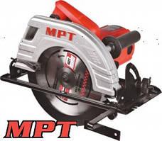 MPT  Пила циркулярная PROFI 2200 Вт, 235*25,4 мм, 4500 об/мин, пропил 85 мм, 45-90*, аксесс. 2 шт, Арт.: MCS2303