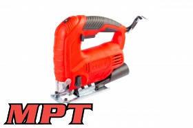 MPT  Лобзик электрический 550 Вт, 80/8 мм, 800-3000 об/мин, аксес.4 шт., кейс, Арт.: MJS6005