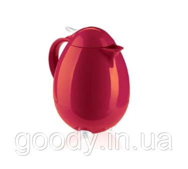 Термос-чайник Leifheit Columbus 2000 1 л (червоний)
