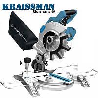 Пила торцовочная Kraissmann 1800 GS 210