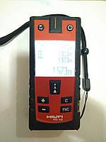 Лазерный дальномер,рулетка Hilti pd 42, фото 1