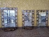Зеркало в кованой раме большое, фото 5