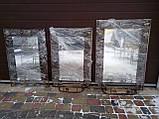 Зеркало в кованой раме большое, фото 6