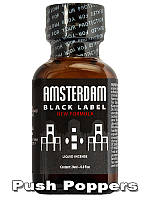 Попперс Amsterdam BLACK LABEL 24 ml