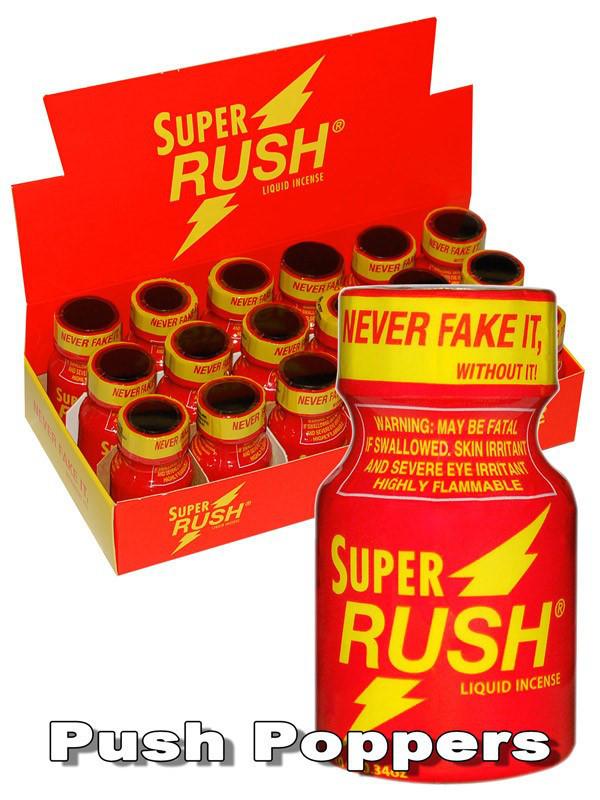 Попперс Super Rush 10 ml
