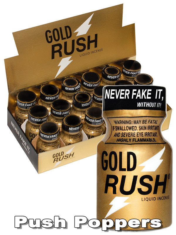 Попперс Gold Rush 10 ml
