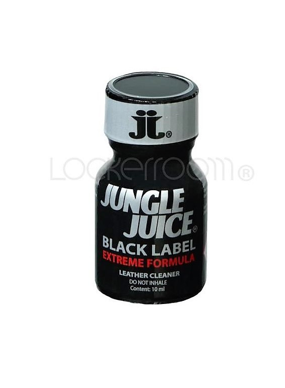 Попперс JUNGLE JUICE BLACK LABEL 10 ml