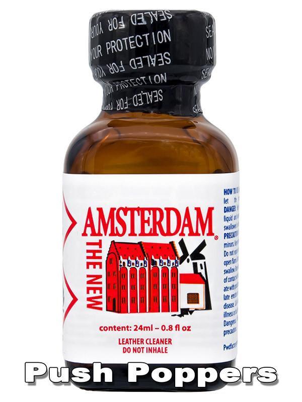 Попперс The New Amsterdam poppers 24 ml