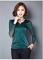 Изысканная блузка, 3 цвета, фото 1