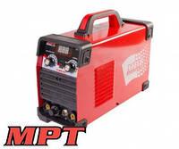 MPT  Сварочный аппарат аргонодуговой  инверторного типа 10-180 А, аксесс. 7 шт, Арт.: TIG-MMA2003