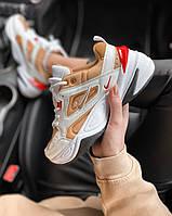 Женские Кроссовки Nike M2K Tekno Sail Red