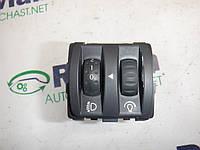 Б/У Кнопка корректора фар Renault CLIO 3 2005-2012 (Рено Клио 3), 8200095495 (БУ-184406)