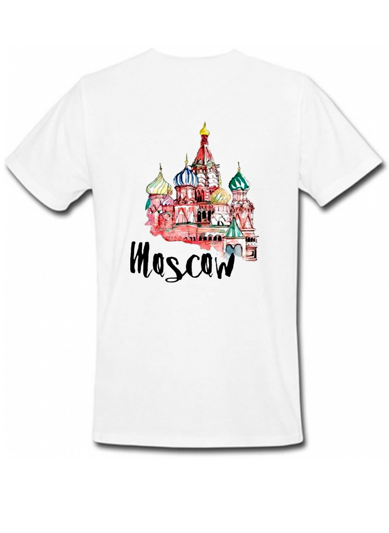 Футболка Moskow