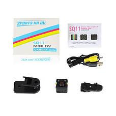 Экшн мини-камера — Sports HD DV SQ11 Mini  DV Full HD, фото 3