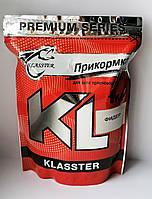 Прикормка Klasster Red Series Фидер альбумин 1 кг
