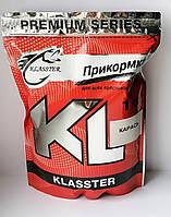 Прикормка Klasster Red Series Карась 1 кг
