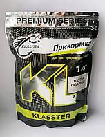 Прикормка Klasster Premium Плотва Опарыш 1 кг