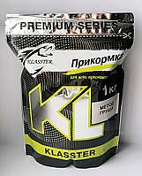 Прикормка Klasster Premium Метод Груша 1 кг