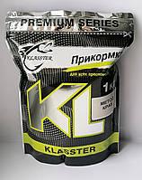 Прикормка Klasster Premium Метод Краб 1 кг