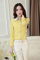 Стильная блузка , 6 цветов, фото 1