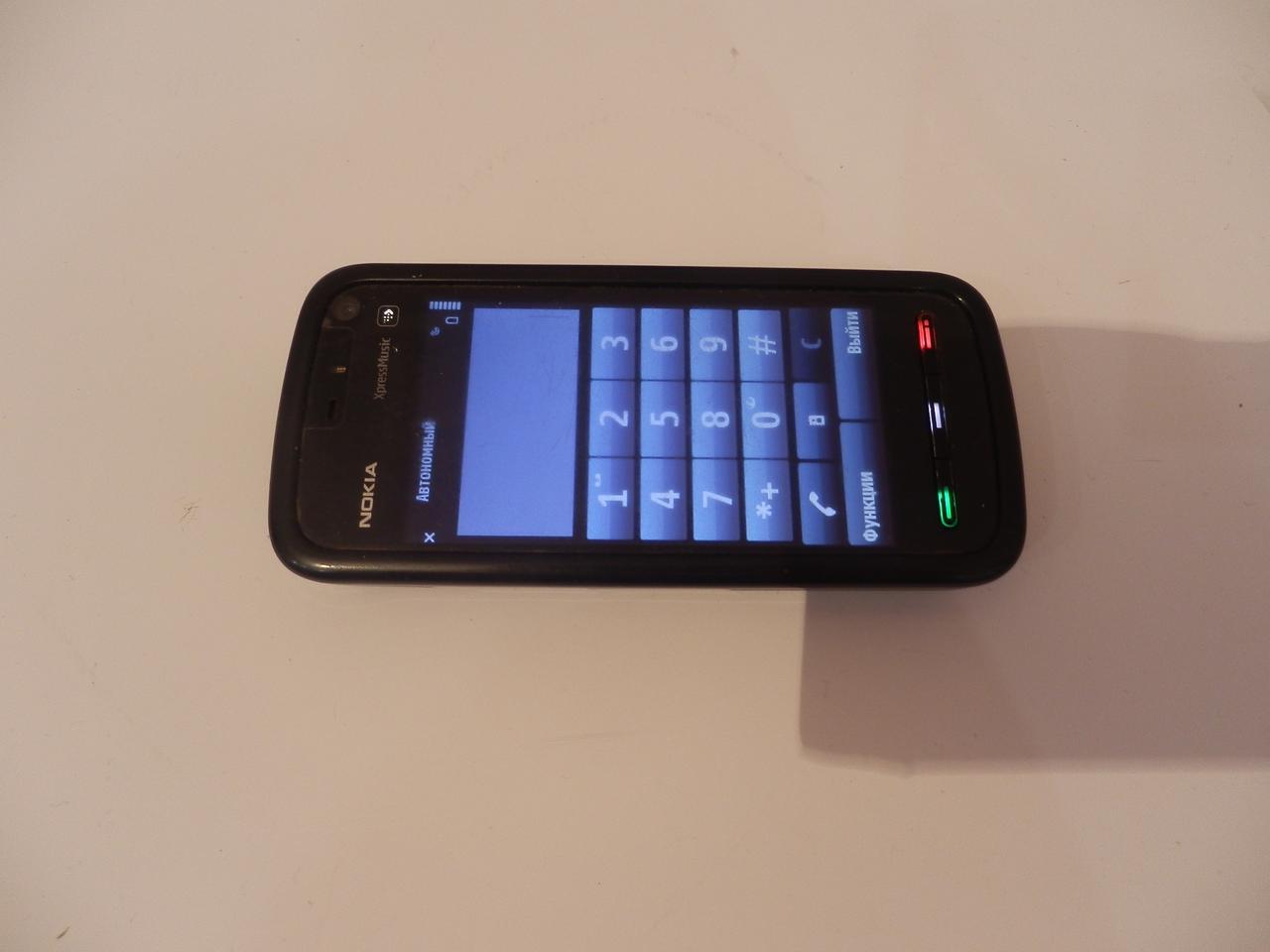 Мобильный телефон Nokia 5800 №7335