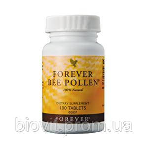 Купить Форевер пчелиная пыльца (Bee Pollen) 500 мг 100 таблеток, Forever Living Products