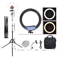 Кольцевая светодиодная лампа Mettle RL-12 ll 240 LED (34.5 см), фото 1