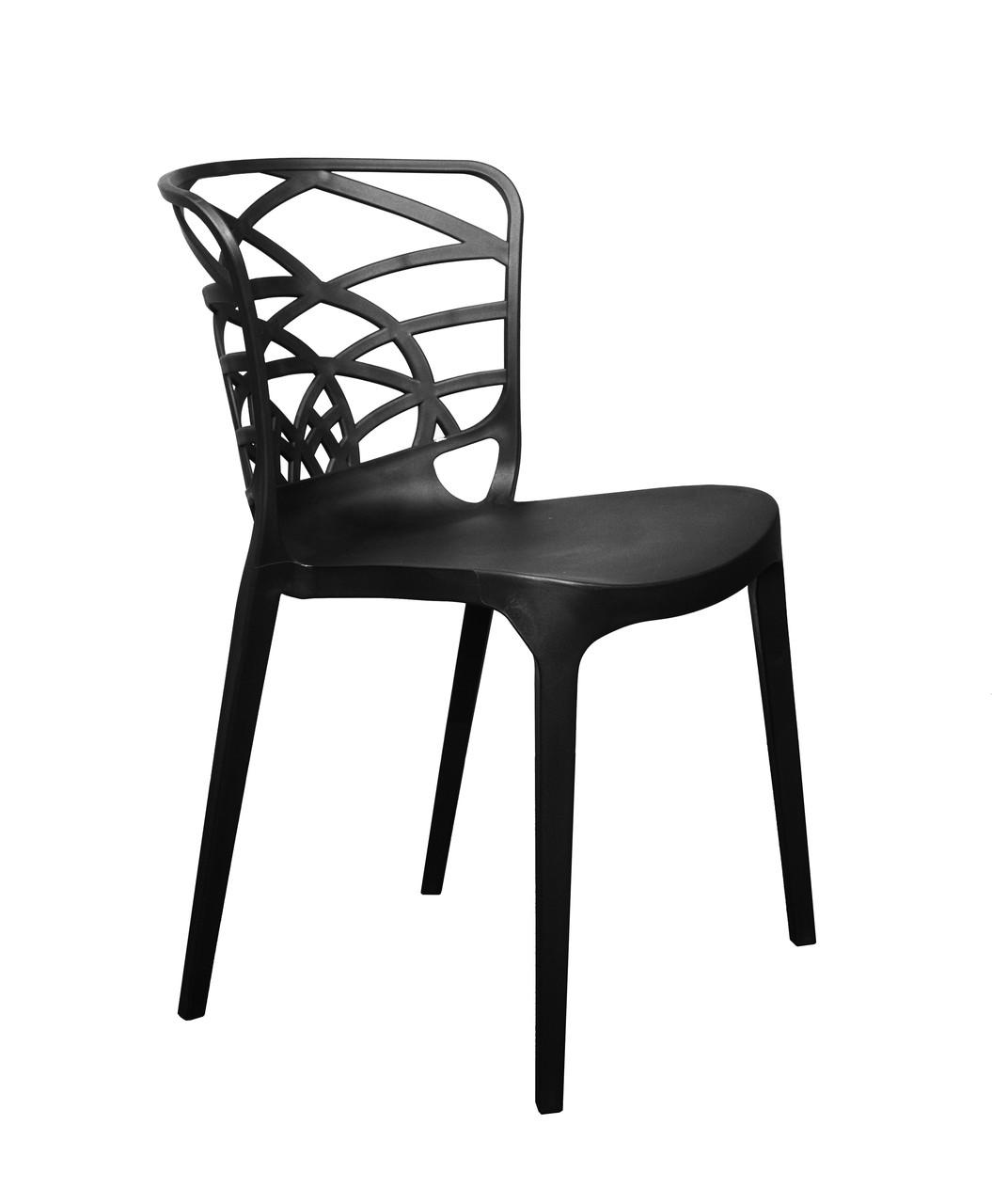Пластиковый стул Коралл, TM VivatFurniture