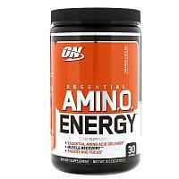 Энергетическая добавка с незаменимыми аминокислотами (ON Essential Amino Energy) с цитрусовым вкусом 270 г