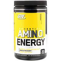 Энергетическая добавка с незаменимыми аминокислотами (ON Essential Amino Energy) со вкусом ананаса 270 г