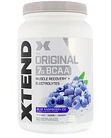 Аминокислотный комплекс (Xtend BCAA) со вкусом голубой малины 1260 г