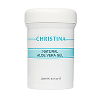 Натуральный гель с алоэ вера Christina Natural Aloe Vera 250 мл