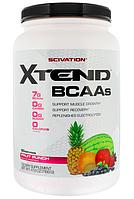 Аминокислотный комплекс (Xtend BCAA) со вкусом фруктового пунша 1188 г