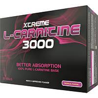 L- карнитин (Xtreme L-Carnitine 3000) со вкусом тропических фруктов 10 мл