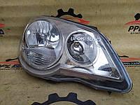 Volkswagen Polo IV 4 2005-2009 фара правая Depo не оригинал