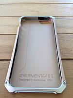 Чехол-накладка Element Case Solace Gold для iPhone 5/5S