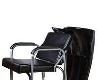 Мойка керамическая на подставке с стулом