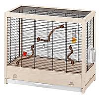 Ferplast Giulietta 4 деревянная клетка для канареек и маленьких птиц