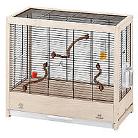 Ferplast Giulietta 4 деревянная клетка для канареек и маленьких птиц (57 x 30 x 50 cm)