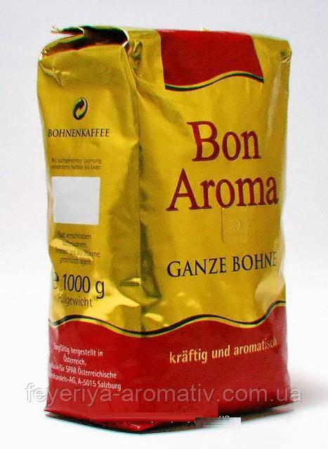 Кофе в зернах Bon Aroma 1кг. (Австрия)
