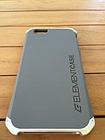 Чехол-накладка Element Case Solace Grey для iPhone 6/6s в фирменной упаковке