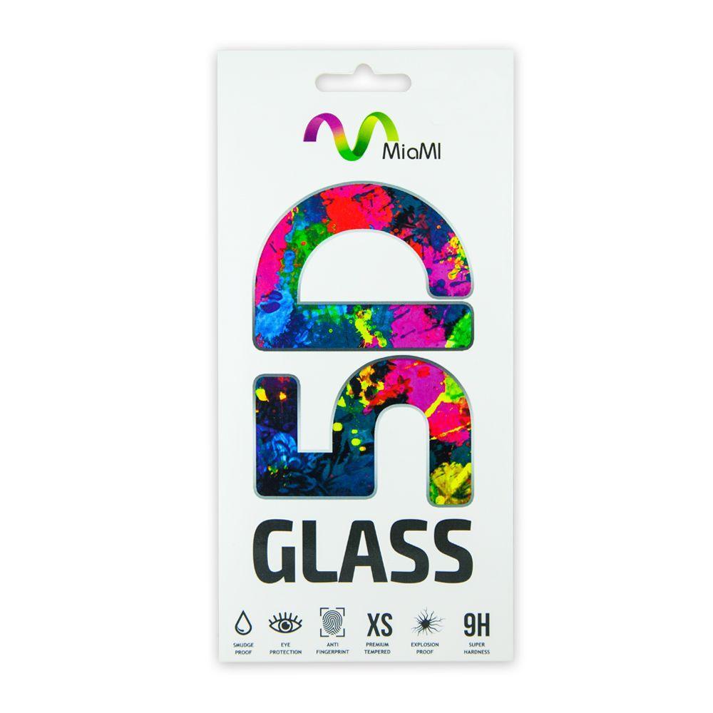 Защитное стекло Miami 5D Samsung G955 (S8 Plus) Black