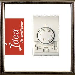 Проводной настенный термостат IDEA HD-P201